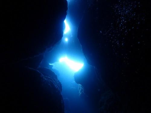 慶良間 知志 洞窟
